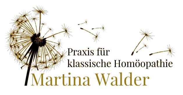 Logo der Praxis für klassische Homöopathie Martina Walder, Morgentalstrasse 3, 8038 Zürich