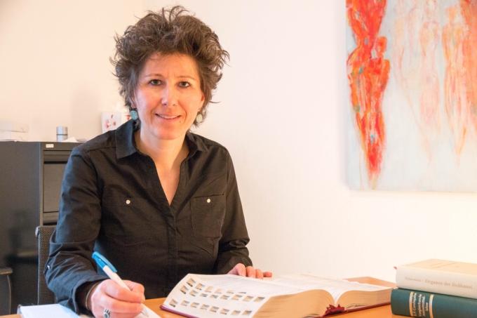 Praxisraum der dipl. Homöopathin SkHZ Martina Walder, Praxis für klassische Homöopathie, Morgentalstrasse 3, 8038 Zürich