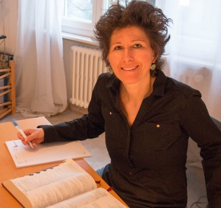 Portrait der dipl. Homöopathin SkHZ Martina Walder, Praxis für klassische Homöopathie, Morgentalstrasse 3, 8038 Zürich